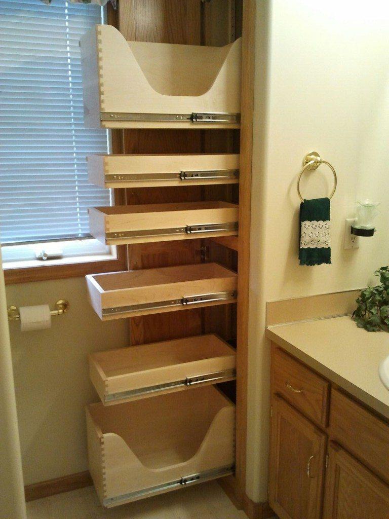 Roll Out Shelves Joe S Custom Cabinetry