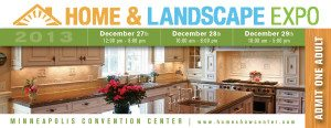 2013 Home and Landscape Ticket