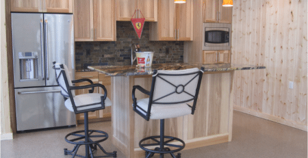 Garage Custom Cabinetry