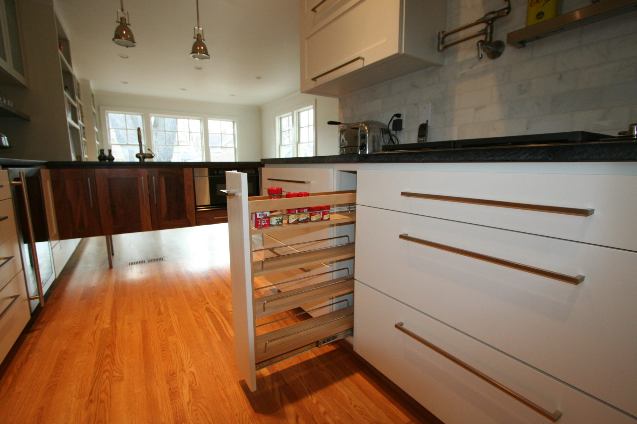 custom roll out shelves maximize your existing space